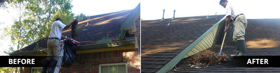 Roof Cleaning Lapel In